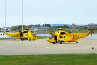 Anglesey Airport (Maes Awyr Môn) or RAF Valley, Anglesey United Kingdom (EGOV) photo