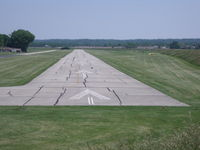 Moraine Air Park Airport (i73) - the runway - by christian maurer