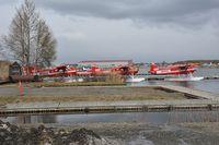Lake Hood Seaplane Base (LHD) - Rusts Base at Lake Hood - by Dietmar Schreiber - VAP