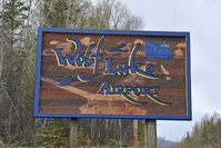 Wolf Lake Airport (4AK6) - Wolf Lake Airport - by Dietmar Schreiber - VAP