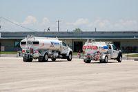Bartow Municipal Airport (BOW) - Fuel Trucks at Bartow Municipal Airport, Bartow, FL - by scotch-canadian
