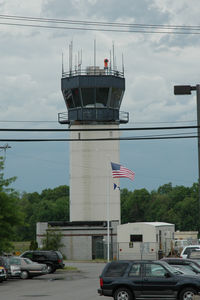 Essex County Airport (CDW) - Control Tower - by Bruce H. Solov