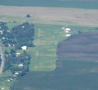 Battle Lake Municipal Airport (00MN) - A view of the Battle Lake Municipal Airport facing east at 5500'. - by Kreg Anderson