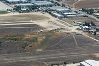 Skylark Field Airport (CA89) - Lake Elsinore's Skylark field as seen from the west. - by Nick Taylor