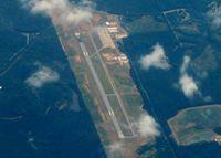 Ruston Regional Airport (RSN) - Over Ruston, Louisiana - by paulp