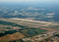 Barksdale Afb Airport (BAD) - Barksdale Air Force Base - by paulp