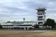 Chiang Mai International Airport - Chieng Mai is a convenient provincial airport with several international flights - by Jean M Braun