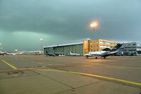 Cologne Bonn Airport, Cologne/Bonn Germany (CGN) - Before the big rain - by Wolfgang Zilske