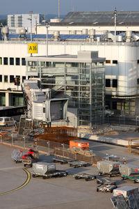 Düsseldorf International Airport, Düsseldorf Germany (EDDL) - Gate A16 - by Loetsch Andreas