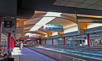 Pittsburgh International Airport (PIT) - Inside Concourse B - by Murat Tanyel