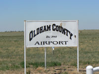 Oldham County Airport (E52) - Vega, Texas - by Zane Adams