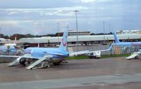 Manchester Airport, Manchester, England United Kingdom (EGCC) - Out of the windows of T2 again - by Guitarist