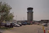 Bellingham International Airport (BLI) - Bellingham Airport Control tower - by metricbolt