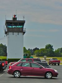 Beaver County Airport (BVI) - The control tower - by Murat Tanyel