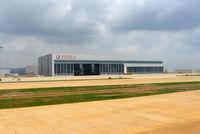 Kunming Wujiaba International Airport, Kunming, Yunnan China (ZPPP) - NEW KUNMING SHANGSHUI AIRPORT - by Dawei Sun