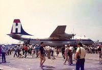 Paris Airport,  France (LFPB) - Paris Air Show at Le Bourget in June 1983  - by Guitarist