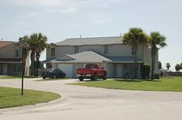 Patrick Afb Airport (COF) - Central Housing at Patrick Air Force Base, FL  - by scotch-canadian