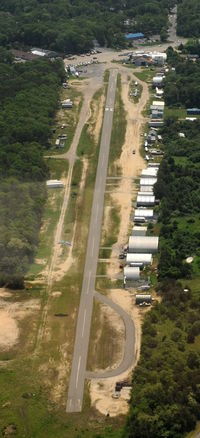 Spadaro Airport (1N2) - Looking South - by Stephen Amiaga