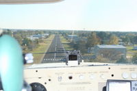 Gun Barrel City Airpark Airport (74XA) - Coming in for a landing, into GBC airport. - by Galen Irwin