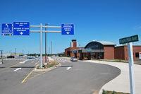 Charlottetown Airport -              - by Tomas Milosch