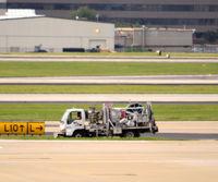 Hartsfield - Jackson Atlanta International Airport (ATL) - Truck - by Ronald Barker