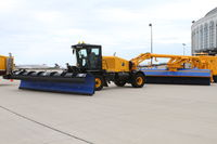 Dupage Airport (DPA) - New Removal Equipment at Community Days. - by Mark Kalfas