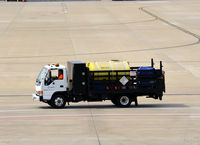 Hartsfield - Jackson Atlanta International Airport (ATL) - Fuel truck - by Ronald Barker