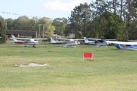 Pierson Municipal Airport (2J8) - Some of the planes parked at Pierson Airport - by Florida Metal