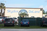 Deland Muni-sidney H Taylor Field Airport (DED) - Skydive Deland - by Florida Metal