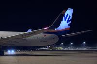 Cologne Bonn Airport, Cologne/Bonn Germany (CGN) - Night at CGN - by Wolfgang Zilske