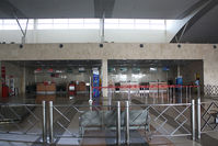Sultan Abdul Halim Airport - Check-in area, Alor Setar Airport.   - by Mir Zafriz