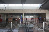 Sultan Abdul Halim Airport - Check-in area, Alor Setar Airport.   - by Mir Zafriz