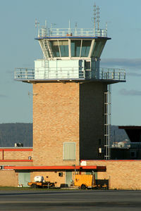 Perth International Airport - Old ATC Tower - by Mir Zafriz