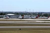 Perth International Airport - Domestic terminal - by Mir Zafriz