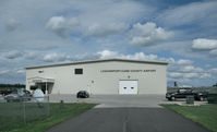 Logansport/cass County Airport (GGP) - main building - by olivier Cortot