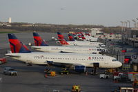 Minneapolis-st Paul Intl/wold-chamberlain Airport (MSP) - Nowadays Delta hub - by FerryPNL