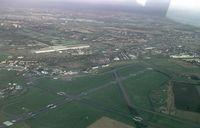 Liverpool John Lennon Airport - Speke Airport in 1975 - by Peter Hamer