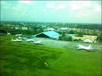 Pondok Cabe Airport, Jakarta Indonesia (WIIP) - pondok cabe airport - by warga pondok cabe
