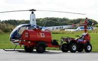 Wycombe Air Park/Booker Airport - Mobile Fuel Bowser - by Clive Glaister