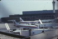 Chicago O'hare International Airport (ORD) - N7067U & N9038U - by GatewayN727