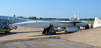 Wright-patterson Afb Airport (FFO) - CIM-10 in storage - by Ronald Barker