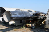 Wright-patterson Afb Airport (FFO) - D-21B in storage - by Ronald Barker