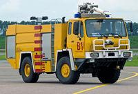 Lelystad Airport, Lelystad Netherlands (EHLE) - B1 Lelystad Airport fire brigade - by Thomas M. Spitzner