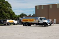 Venice Municipal Airport (VNC) - Aviation Fuel Trucks at Venice Municipal Airport, Venice, FL - by scotch-canadian