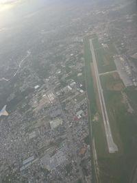 Port-au-Prince International Airport (Toussaint Louverture Int'l), Port-au-Prince Haiti (MTPP) - Aerial view of the International Airport of Port-au-Prince - by Jonas Laurince