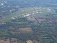 W K Kellogg Airport (BTL) - Looking north - by Bob Simmermon