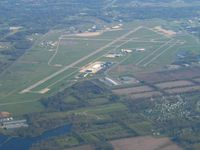 W K Kellogg Airport (BTL) - Looking north. - by Bob Simmermon