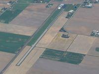 Ruhe's Airport (R47) - Looking NE - by Bob Simmermon