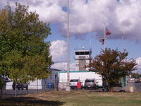 Buchanan Field Airport (CCR) - Tower and CALSTAR offices. - by Bill Larkins