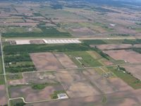 Bult Field Airport (C56) - Looking NW - by Bob Simmermon
